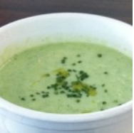 healthy cucumber soup