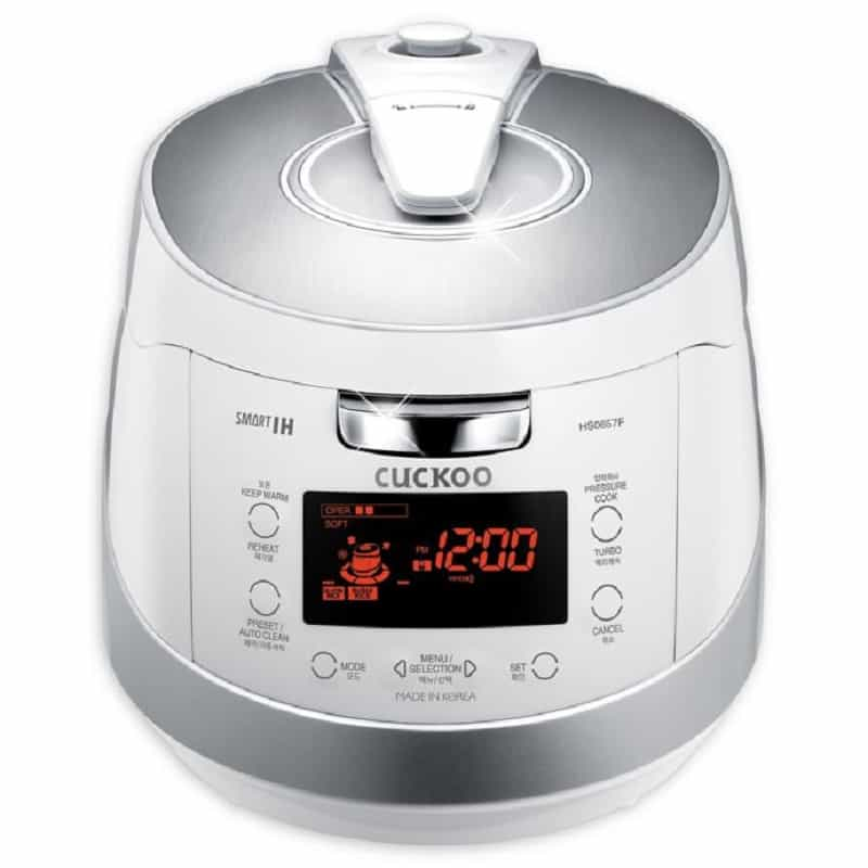 different types of rice cookers